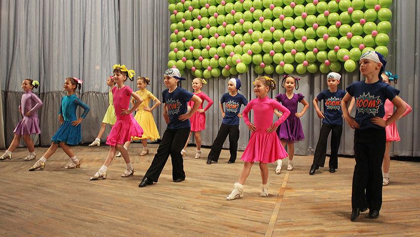 Ренессанс бальные танцы