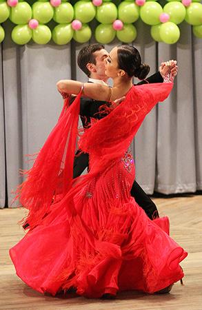 бальные танцы киев
